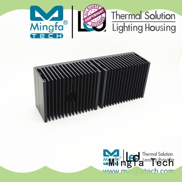 Mingfa Tech tled92×90×3092×90×50 metal heat sink supplier for retail