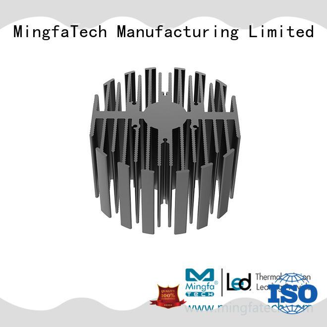 heat sink extrusion led for landscape Mingfa Tech