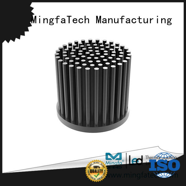 standard led heatsink housing forged manufacturer for parking lot