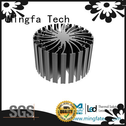 Mingfa Tech etraled852085508580 water cooled heat sink customize for mall