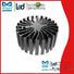 best heatsink material extrusion for airport Mingfa Tech