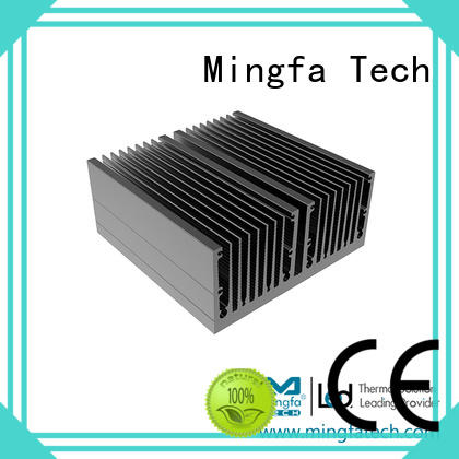 Mingfa Tech plating led over sink light extruded for retail
