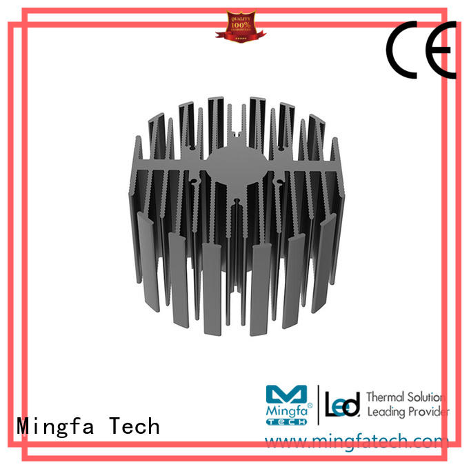 automotive low profile heatsink extrusion supplier for bedroom