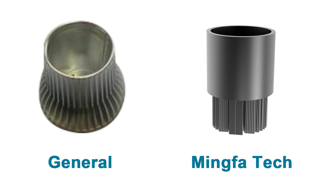 Mingfa Tech anodized can light housing supplier for museums-3