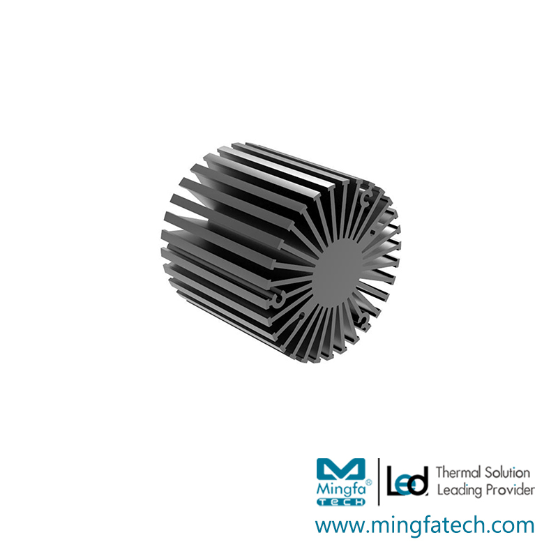 Mingfa Tech-Finned Aluminum Heat Sink-how To Make Custom Heatsink