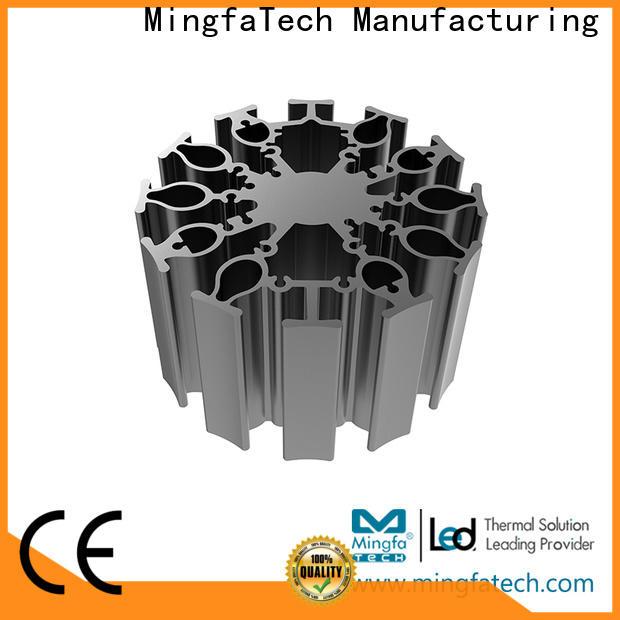 Mingfa Tech cob 3w led heatsink supplier for warehouse