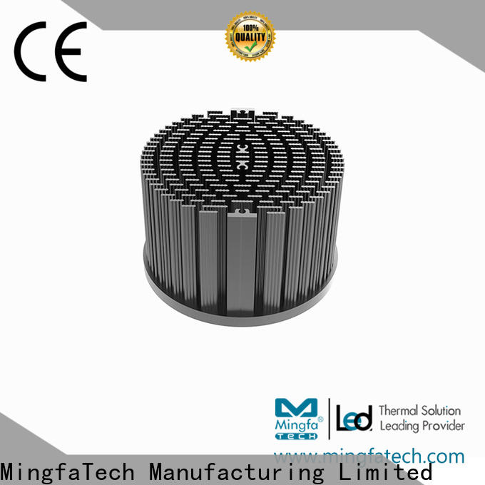 standard heat sink size xled80308050 design for roadway
