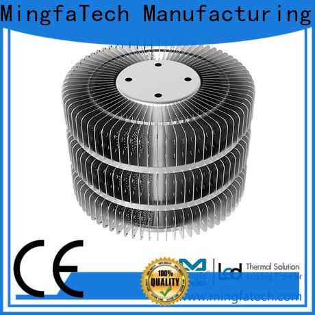 Mingfa Tech area 100 watt led heat sink supplier for indoor