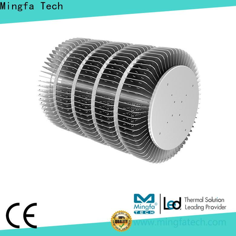 Mingfa Tech architectural extruded aluminum heatsink manufacturer for indoor
