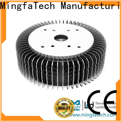 Mingfa Tech extrusion smd heatsink manufacturer for indoor