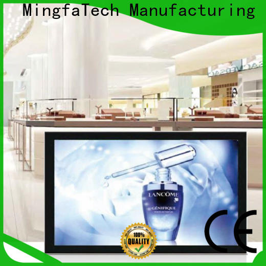 Mingfa Tech elegant lcd digital signage factory price for hotel