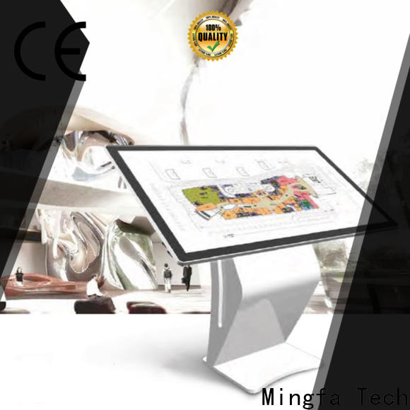 Mingfa Tech lcd signage wholesale for indoor