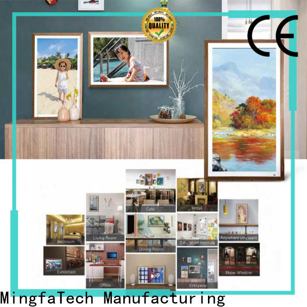 quality commercial lcd display directly sale for mall