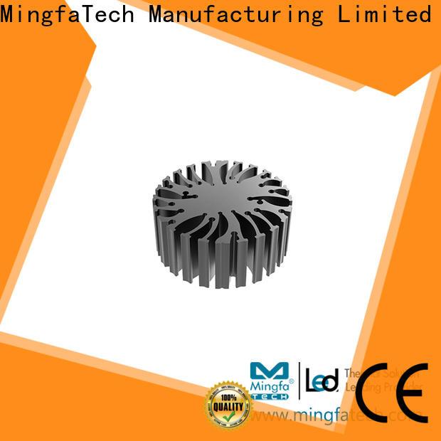 Mingfa Tech 10 watt led heat sink design for airport