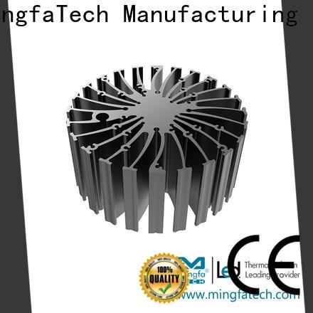 Mingfa Tech automotive diy heatsink design for indoor