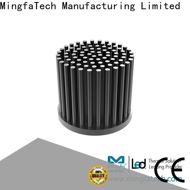 Mingfa Tech large led strip heat sink manufacturer for landscape