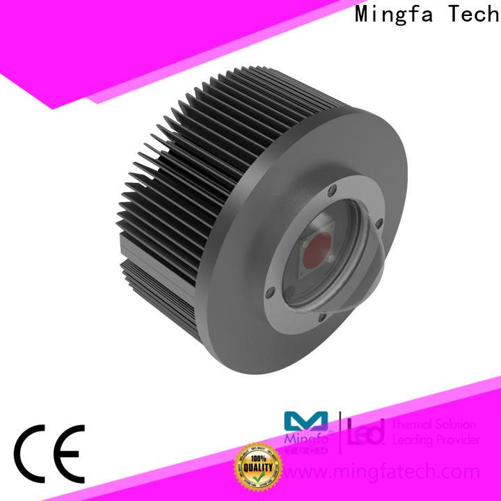 Mingfa Tech die-casting led heatsink module supplier
