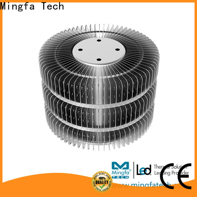Mingfa Tech cooling led bulb heat sink supplier for indoor