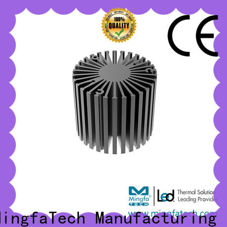 Mingfa Tech al6063t5 large heat sink supplier for office