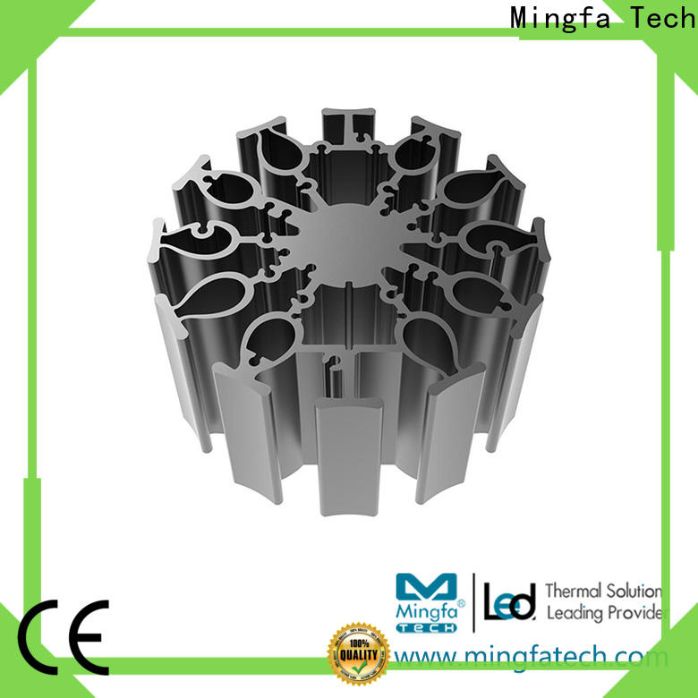 black custom heatsink cob design for warehouse