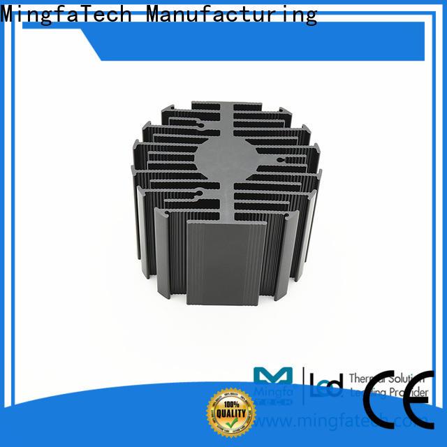 DIY led bulb heat sink manufacturer passive supplier for station