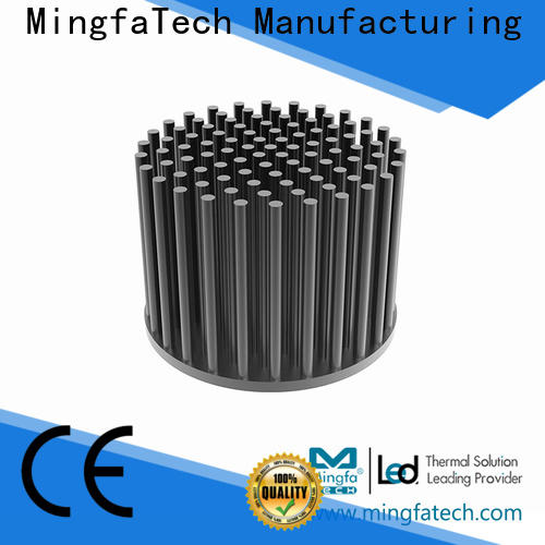 Mingfa Tech gooled3530 thermal heat sink design for retail
