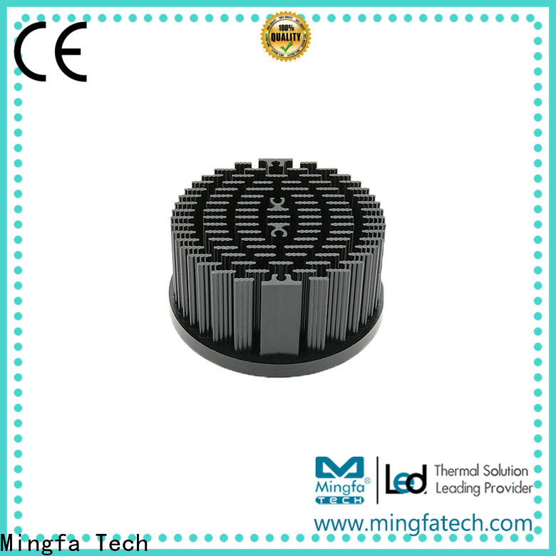Mingfa Tech metal stamping heat sink applications manufacturer for mall