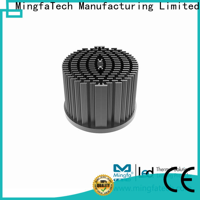 metal stamping large aluminum heat sink xled130301305013080130100 manufacturer for roadway