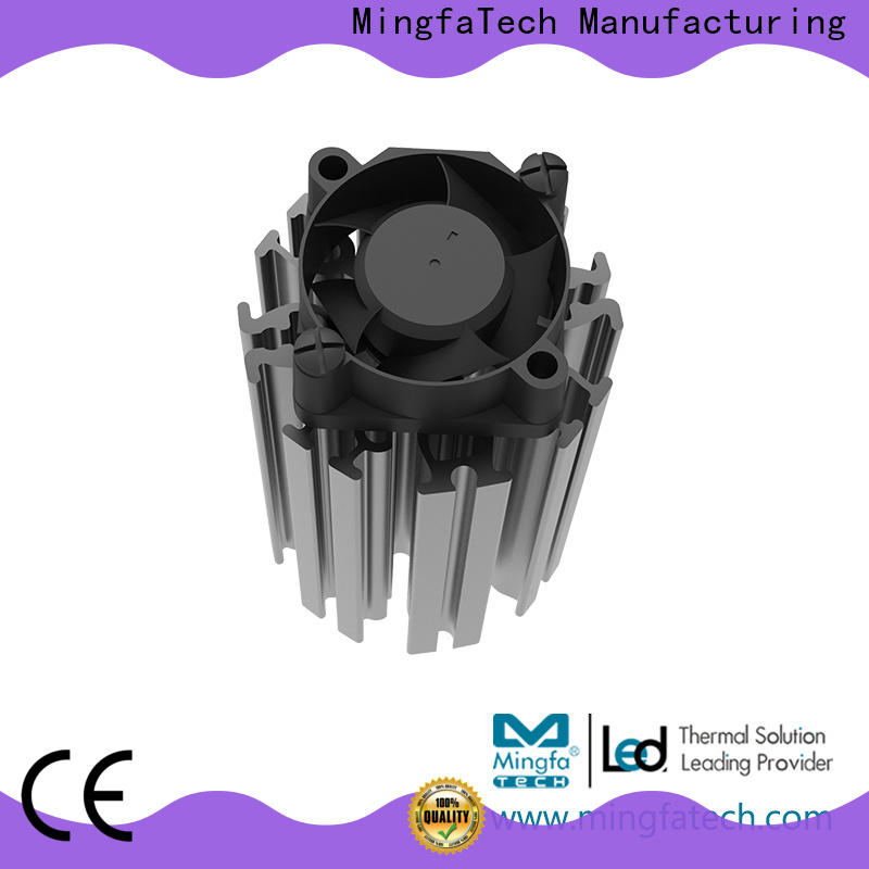 Mingfa Tech large active heat sink customized for roadway