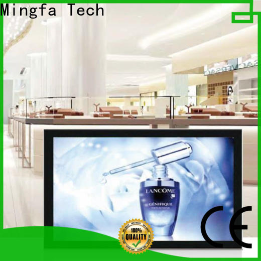 Mingfa Tech lcd signage supplier for hotel