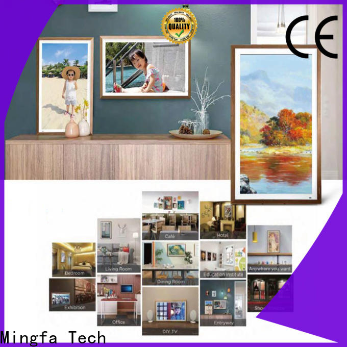 Mingfa Tech commercial lcd display directly sale for office