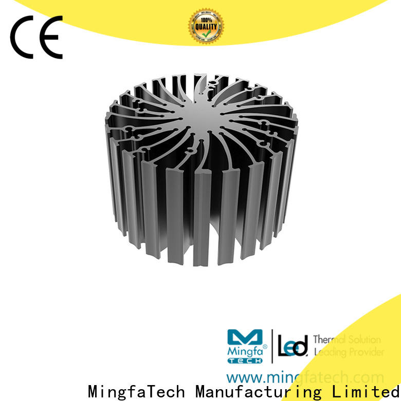 Mingfa Tech automotive water cooled heat sink customize for mall