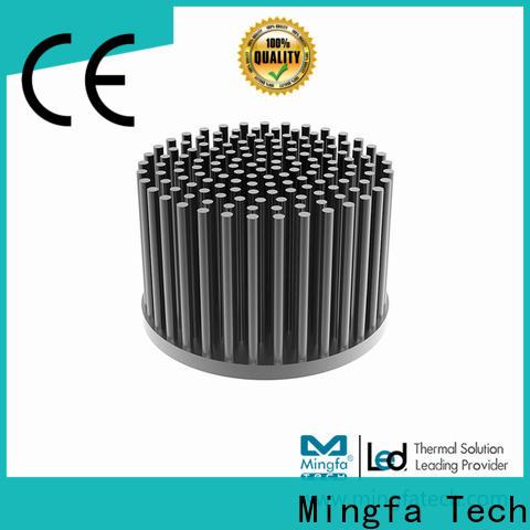 Mingfa Tech large heatsink aluminium manufacturer for landscape