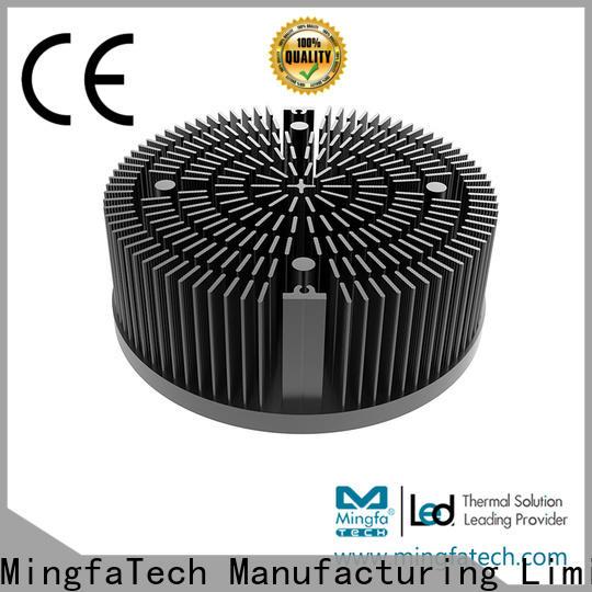 Mingfa Tech passive heat sink size manufacturer for education