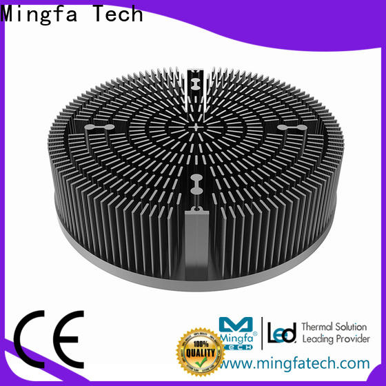 Mingfa Tech forging led thermal management at discount for education