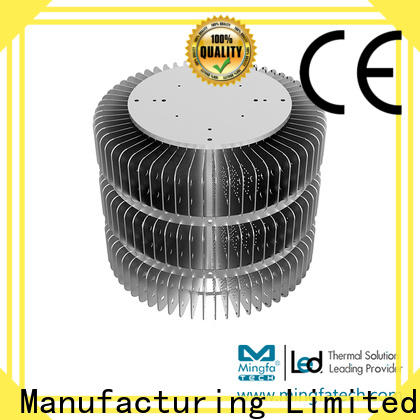 architectural led bulb heat sink stamping supplier for hotel