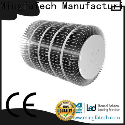 Mingfa Tech hibay led bulb heat sink supplier for station