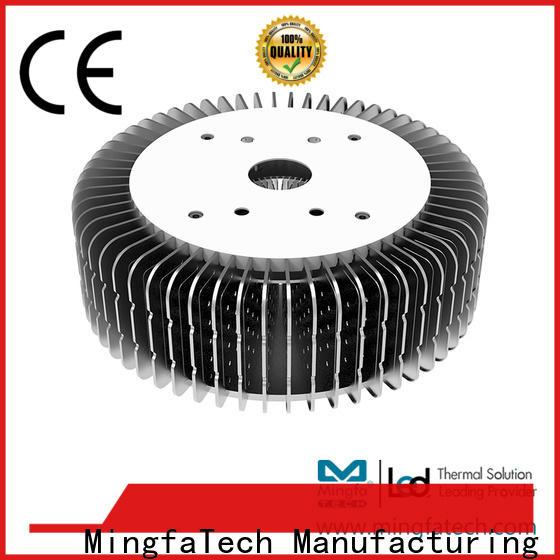 Mingfa Tech vacuum pin heatsink design for station