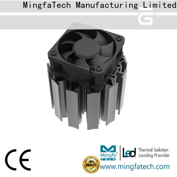 Mingfa Tech electronic heat sink design for education
