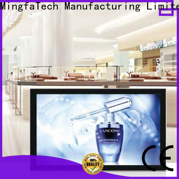 Mingfa Tech lcd digital signage personalized for airport