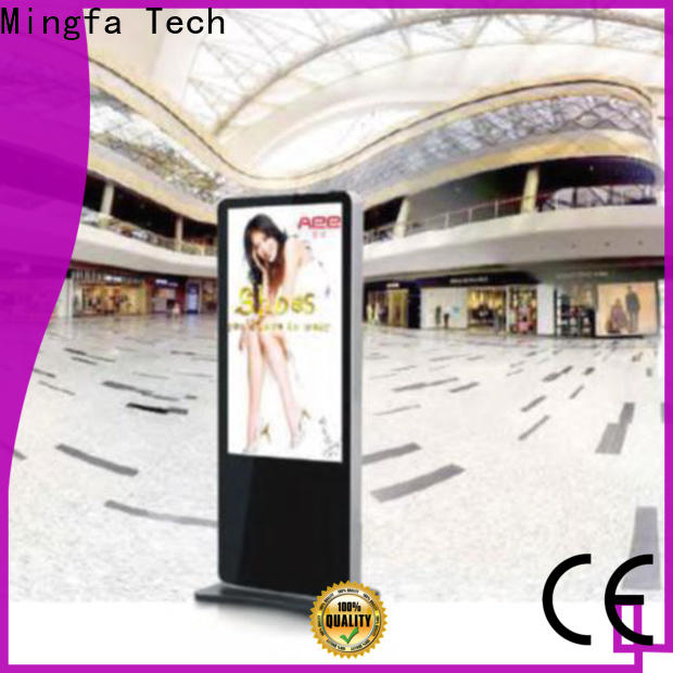 Mingfa Tech lcd digital signage personalized for station