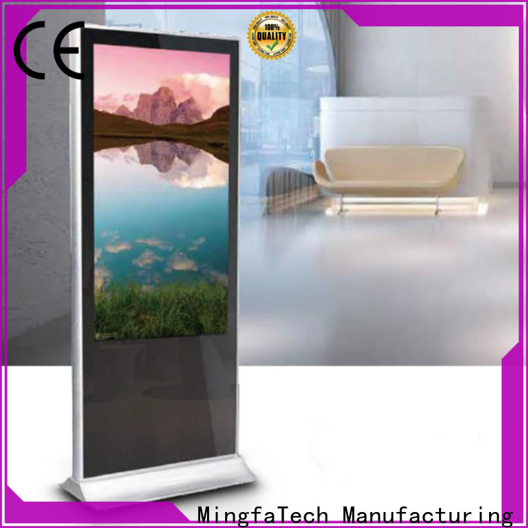 Mingfa Tech commercial lcd display customized for mall