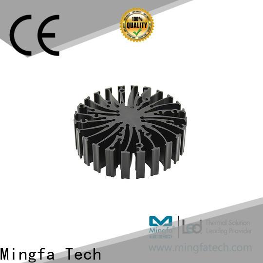 Mingfa Tech DIY small heat sink design for station