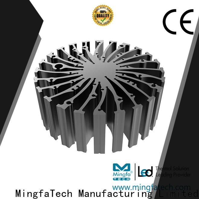 thermal solution water cooled heat sink star design for station