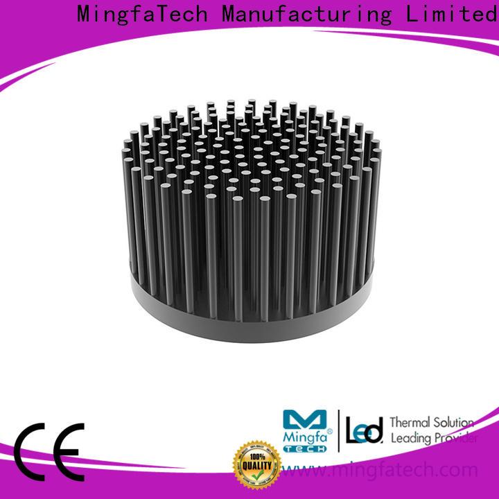 Mingfa Tech architectural 10w led heatsink manufacturer for landscape