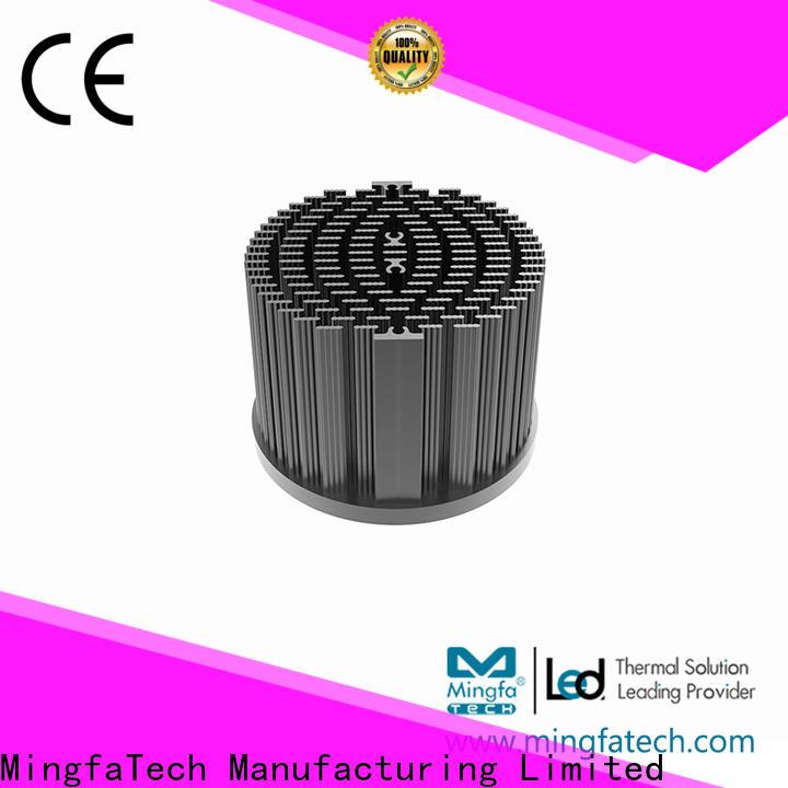 Mingfa Tech passive cooling module design for horticulture