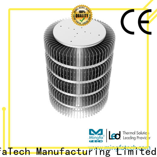 Mingfa Tech hibayled24088 smd heatsink manufacturer for airport