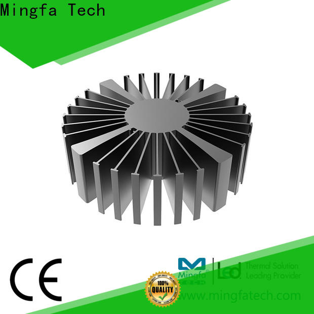 Mingfa Tech big heatsink customize for cabinet