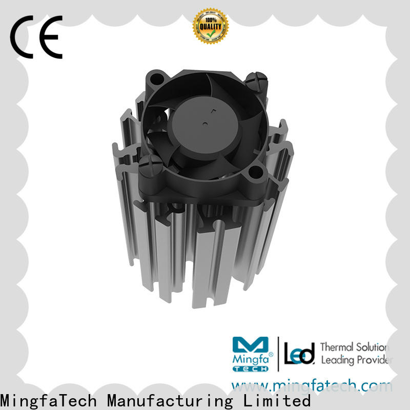 Mingfa Tech active heat sink customized for education