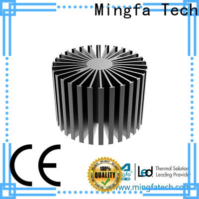 die-casting mini heatsink anodized customize for cabinet